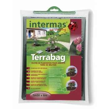 2 terrabag 125l (sac de plantation terre de bruyère) Intermas 150098