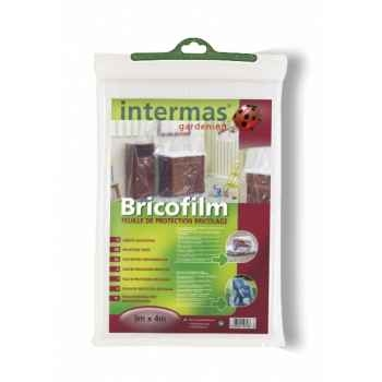 Bricofilm (feuille de protection bricolage) Intermas 150348