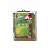greenbag sac dechets verts reutilisable intermas 140010