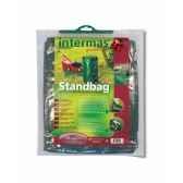 standbag sac dechets verts autostable intermas 140015