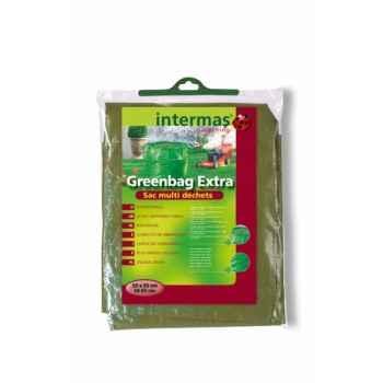 Greenbag  extra(sac déchets renforcé) Intermas 140021