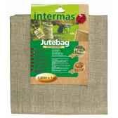 jutebag 3 sacs dechets verts intermas 110064