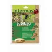 jutebag sac dechets verts intermas 110065