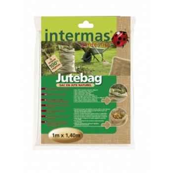 Jutebag ( sac déchets verts) Intermas 110065