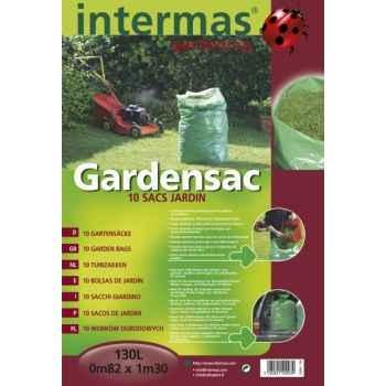 10 gardensac (sac jardin 150 litres ) Intermas 140003