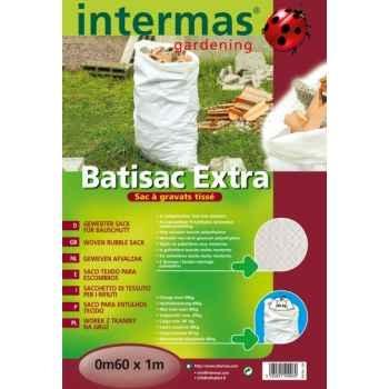 10 batisac extra (sac gravats tissé) Intermas 140006