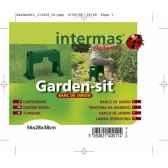 garden sitbanc de jardin agenouilloire intermas 140083
