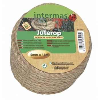 Juterop (ficelle jute) Intermas 147017