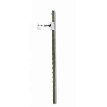 Tuteur acier plastifie vert Intermas 140841