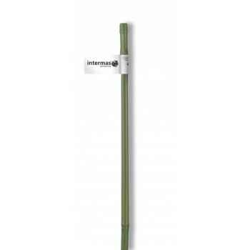Tuteur bambou plastifie vert Intermas 140803