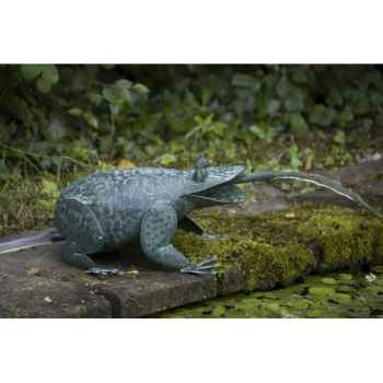 Metal frog( sujet cracheur métal) Intermas 180726