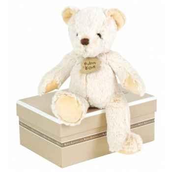 Peluche les z\'animoos - ours classique beige mm histoire d\'ours 2036