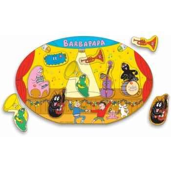 Encastrement musical barbapapa vilac 5858