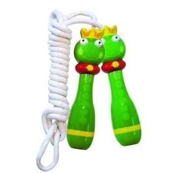 Corde à sauter grenouille Le coin des enfants 20584