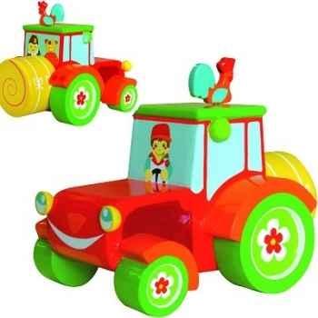 Tirelire tracteur Le coin des enfants 20614