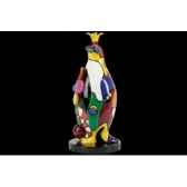 figurine ours king penguin art in the city 80953
