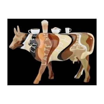 Figurine Vache coffee & cream 15cm Art in the City 80830
