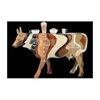 Figurine Vache coffee & cream 32cm Art in the City 80641