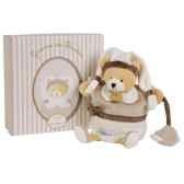 peluche graines de doudou ours marionnette doudou et compagnie dc2193