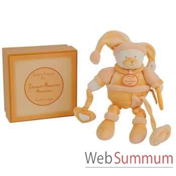 Pantin activité mandarine Douceur macaron doudou et compagnie -dc2083