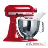 kitchenaid robot artisan 665990