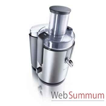 Philips centrifugeuse 650w argent - robust -005057