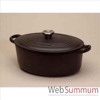 Le creuset cocotte ovale 35 cm - tradition -318635