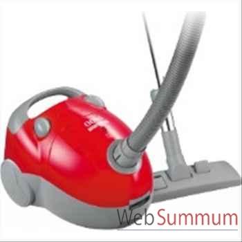Severin aspirateur 1400w rouge -001850