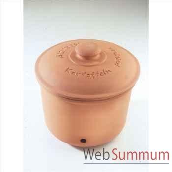 Romertopf boîte de conservation pour pommes de terre -002002