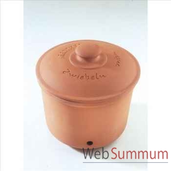 Romertopf boîte de conservation pour oignons -002001