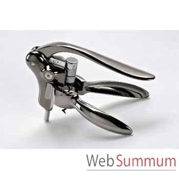 Tire bouchon à levier métal + coupe capsules -000233