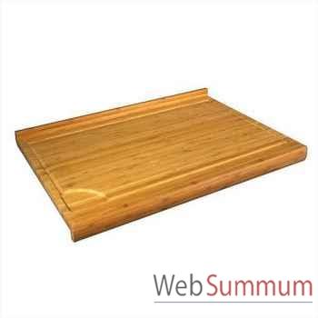 Planche plan de travail bambou 62,2 x 46 x 1,9 cm -000319