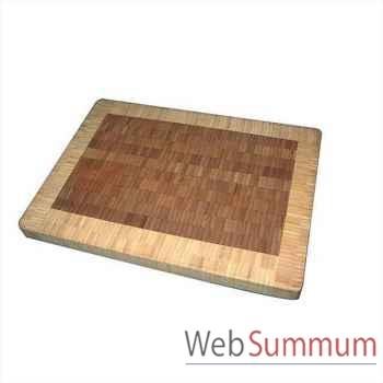 Planche à découper bambou -000320