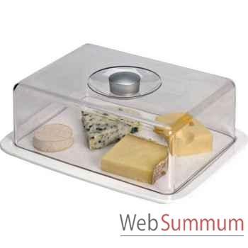 Emsa cloche à fromage 29.5 x 23 cm porcelaine -000490