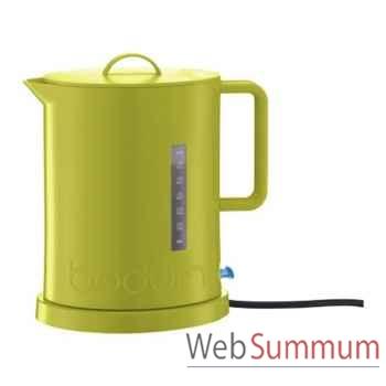 Bodum bouilloire ibis vert citron -000553
