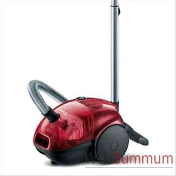 Bosch aspirateur avec ou sans sac 2000 w rouge - sphera -000690