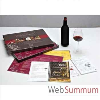 Peugeot coffret dégustation des vins -000867