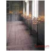 chandelier roya12 branches aristo 824100