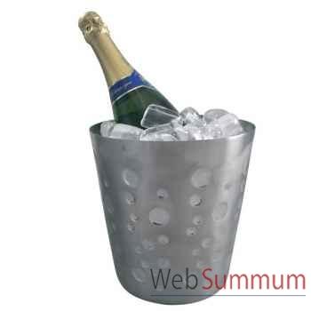 Sefama seau à champagne - bubulle -001346