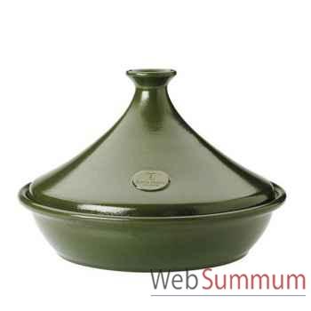 Emile henry tajine 35 cm olive - flame -001693