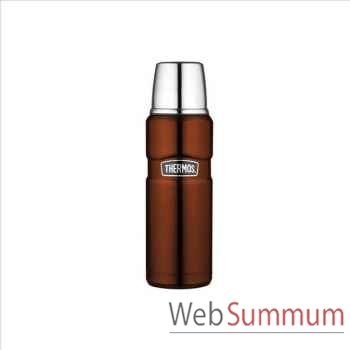Thermos bouteille isolante - king -001728