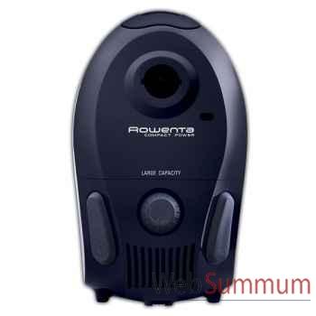 Rowenta aspirateur compact power bleu -001921