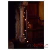 chandelier spira10 branches aristo 823150