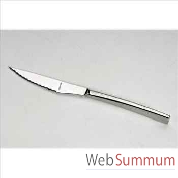 Amefa coffret de 6 couteaux à steack aurora -001959