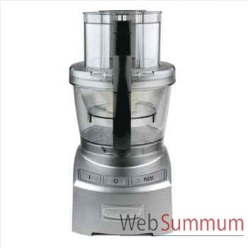 Cuisinart robot multifonctions 2.8 l inox brossé - elite -002232