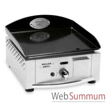 Roller grill plancha gaz émail 39x38 -002225