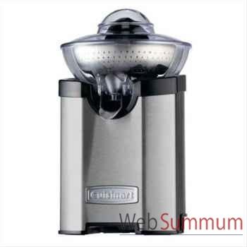 Cuisinart presse agrumes acier brossé -002230