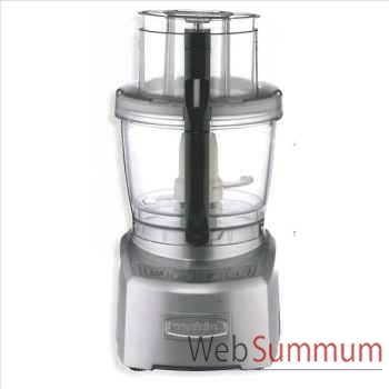 Cuisinart robot multifonctions 3.3 l inox brossé - elite -002233