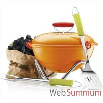 Bodum barbecue orange - fyrkat picnic -002445