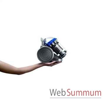 Dyson aspirateur sans sacs 1100 w bleu - dc26 city -003525
